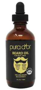 PURA D'OR Beard Oil
